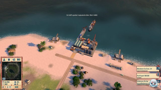 Screenshot - Tropico 4 (PC) 2261367
