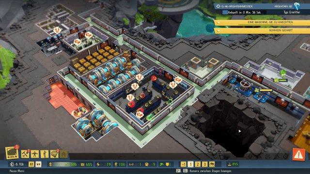 Screenshot - Evil Genius 2: World Domination (PC) 92638261