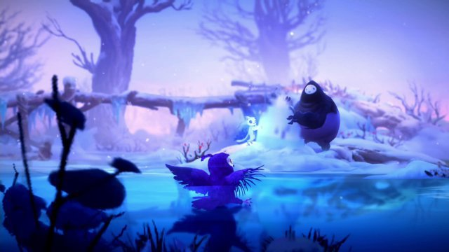 Screenshot - Ori and the Will of the Wisps (Switch)
