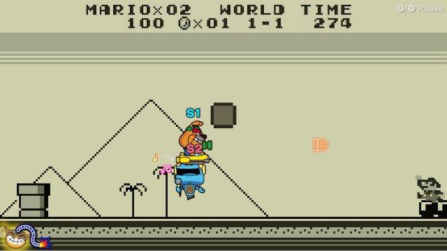 Screenshot - WarioWare: Get It Together! (Switch)