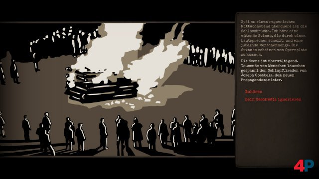 Screenshot - Through the Darkest of Times (PC)