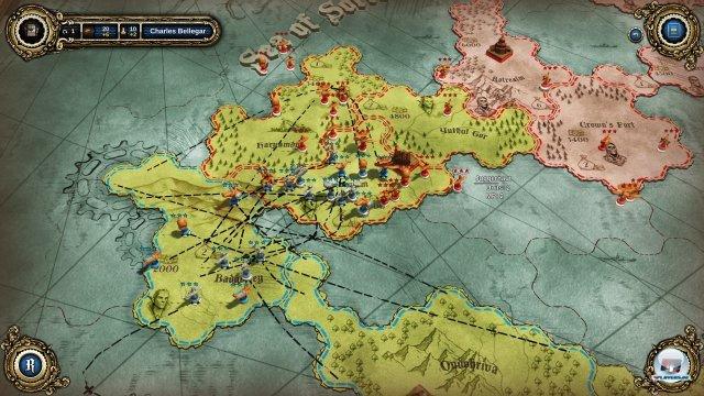 Screenshot - Divinity: Dragon Commander (PC)
