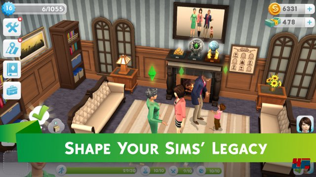 Screenshot - Die Sims Mobile (Android)