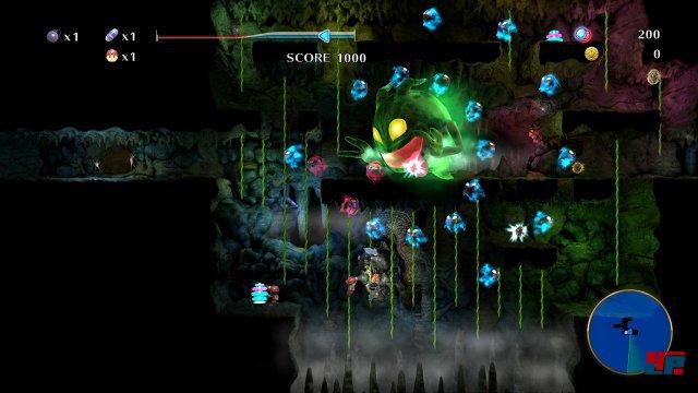 Screenshot - Spelunker Z (PlayStation4) 92499521