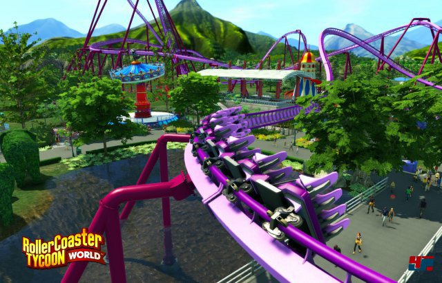 Screenshot - RollerCoaster Tycoon World (PC) 92537617