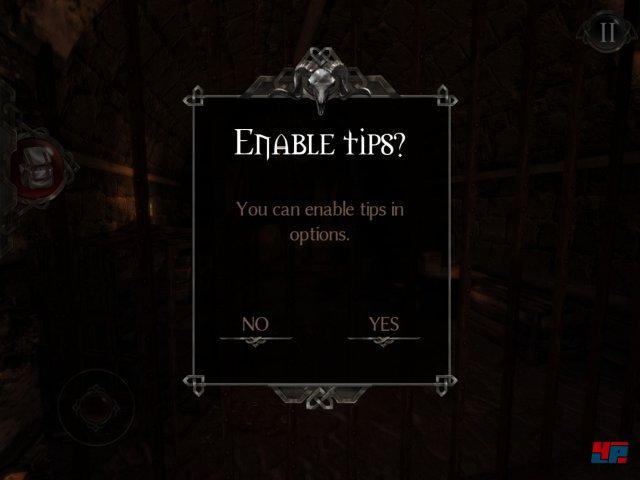 Screenshot - Hellraid: The Escape (iPad) 92486570