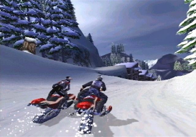 Sled Storm <br><br> In Modern Warfare 2 ist es nur eine Sequenz, bei Sled Storm das Standard-Programm: Rennen auf Schneemobilen! Mit ganz viel Action. Und begleitet von harten Gitarrenklängen. Ein Motorstorm im Schnee und damit eine Serie, die EA ruhig wiederbeleben dürfte...      2180862