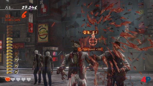 Kamuro of the Dead ist kostenlos spielbar - für ein anderes Minispiel sind die begrenzten Tickets allerdings über DLC-Pakete erhältlich.