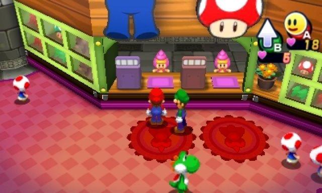 Screenshot - Mario & Luigi: Dream Team Bros. (3DS) 92462450