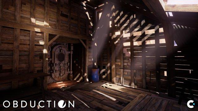 Screenshot - Obduction (Mac)