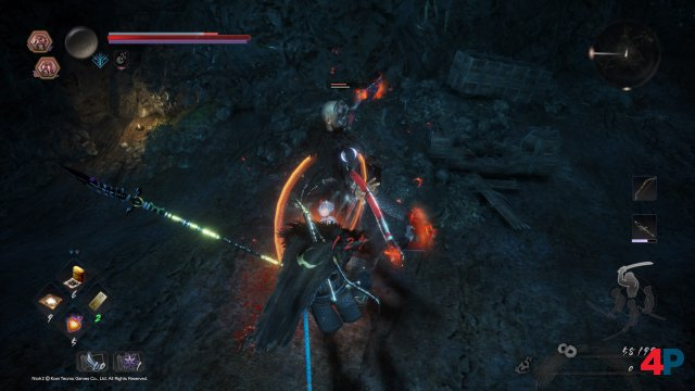 Screenshot - Nioh 2 (PS4) 92608054