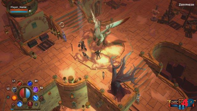 Screenshot - Torchlight 2 (PS4) 92595540