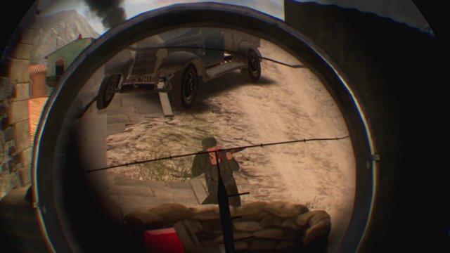 Screenshot - Sniper Elite VR (PlayStationVR, VirtualReality)