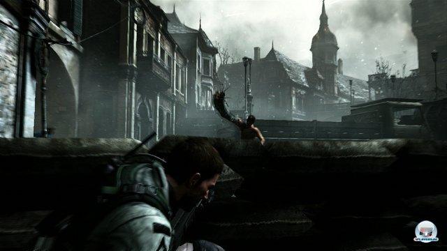 Screenshot - Resident Evil 6 (360) 2319322