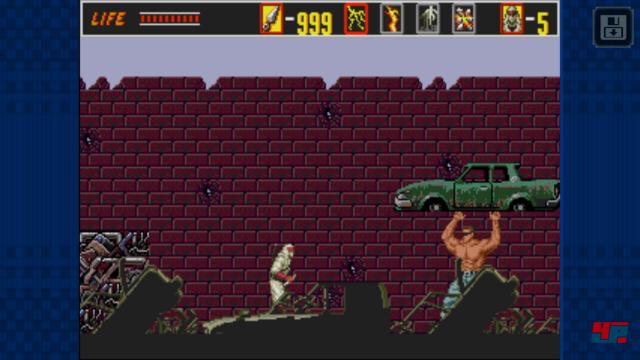 Screenshot - The Revenge of Shinobi (Android) 92549971