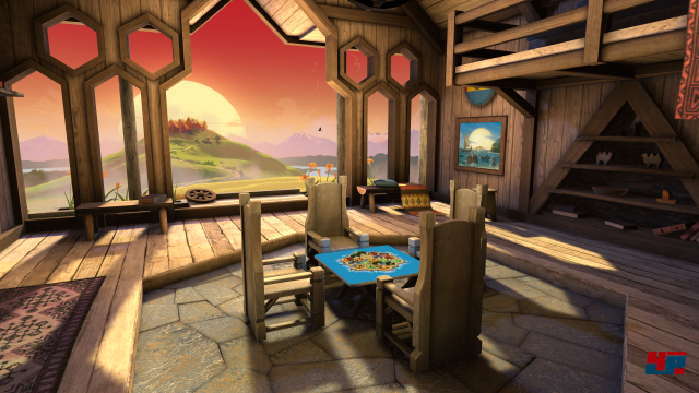 Screenshot - Catan VR (OculusRift)