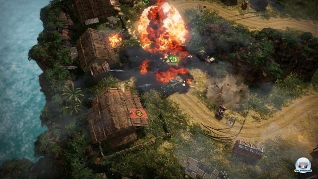 Screenshot - Renegade Ops (PC) 2223419