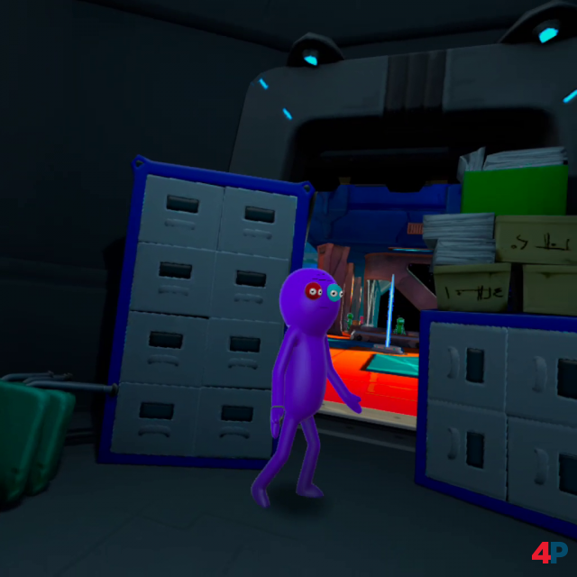 Screenshot - Trover Saves the Universe (VirtualReality,OculusQuest)