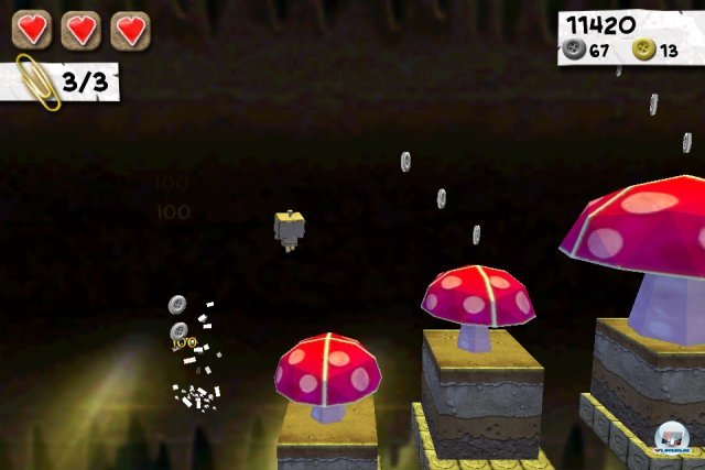 Screenshot - Paper Monsters (iPhone) 2316517