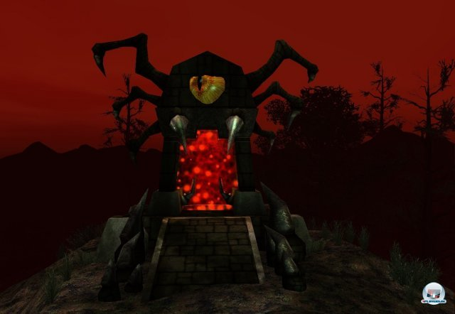 Screenshot - EverQuest: Rain of Fear (PC)