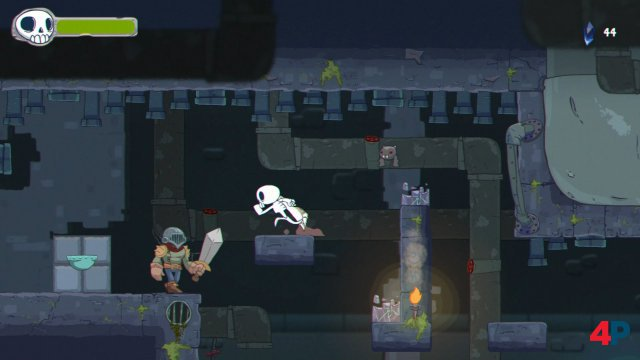 Screenshot - Skelattack (PC)