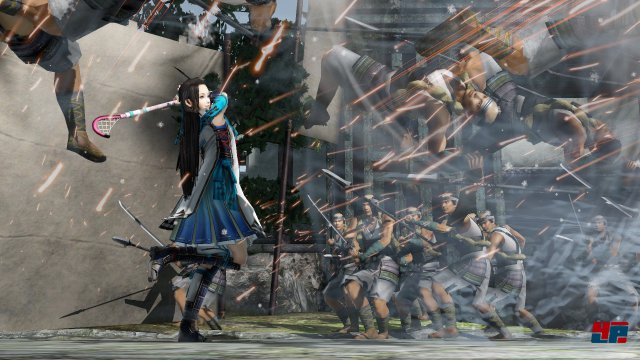 Screenshot - Samurai Warriors 4 (PlayStation4) 92492925