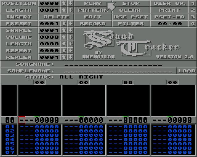 Grundstein für die Musikkarriere <br><br>  Auch mancher Vertreter von Elektronik- und Techno-Musik dürfte seine ersten Schritte auf dem Amiga gemacht haben: Auch wenn der Atari ST/E dank integrierter MIDI-Ports vermehrt in Studios zum Einsatz kam, tobten sich Hobbymusiker vornehmlich am Amiga mit Programmen wie dem legendären Soundtracker aus oder sampelten mit Zusatzhardware neue Klänge in den Speicher.     2133093