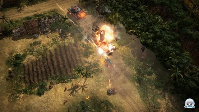 Screenshot - Renegade Ops (PC) 2223744
