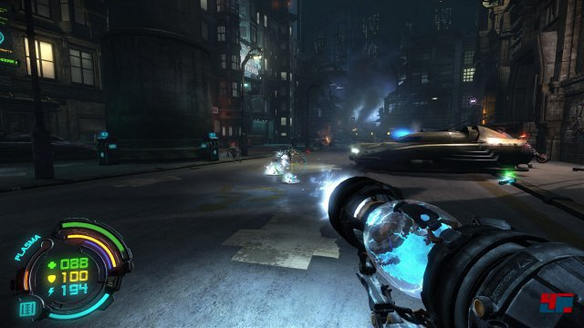 Screenshot - Hard Reset Redux (PC)