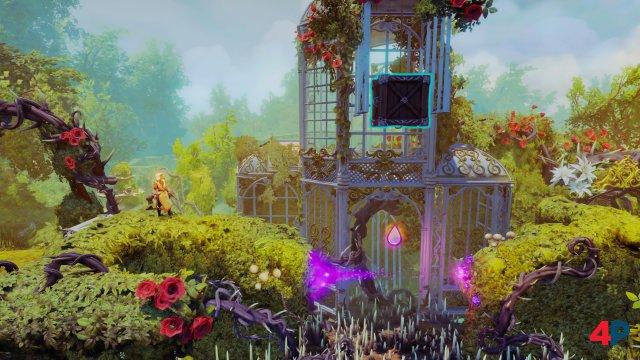 Screenshot - Trine 4: The Nightmare Prince (PS4)