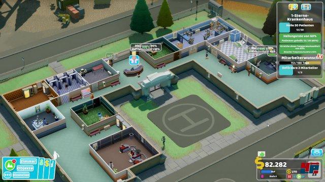 Screenshot - Two Point Hospital (PC) 92573104