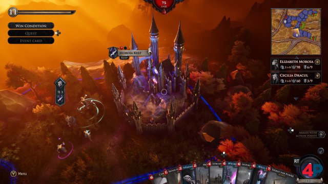 Screenshot - Immortal Realms: Vampire Wars (PC) 92622699