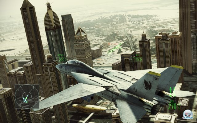Screenshot - Ace Combat: Assault Horizon (PC) 92442712