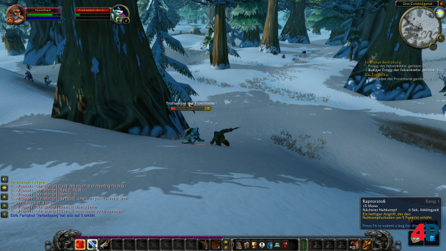 Screenshot - World of WarCraft Classic (Mac)
