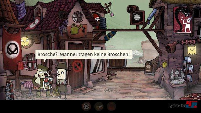 Screenshot - The Inner World: Der Letzte Windmönch (Switch) 92570180
