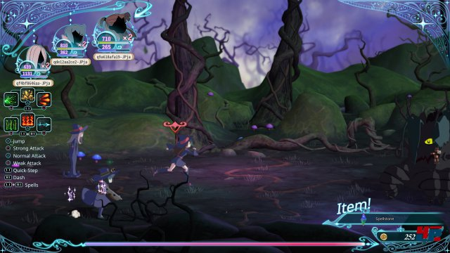 Screenshot - Little Witch Academia: Chamber of Time (PC) 92564389