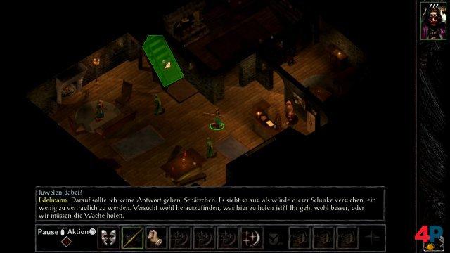 Screenshot - Baldur's Gate and Baldur's Gate 2 Enhanced Editions (PS4) 92598257