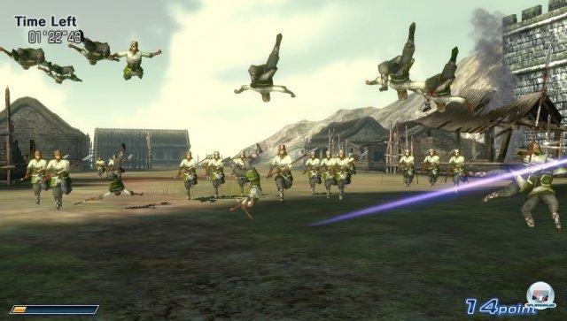 Screenshot - Dynasty Warriors: Next (PS_Vita) 2323807