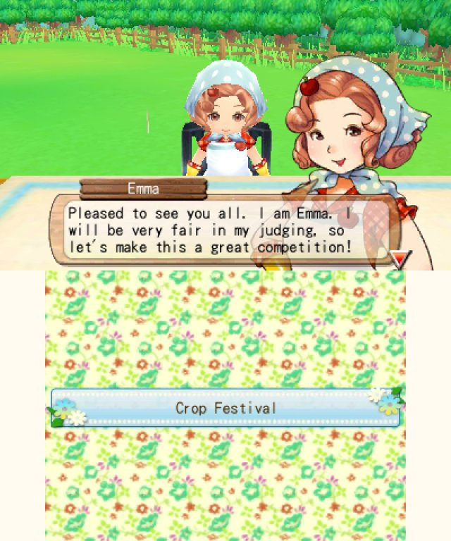 Screenshot - Harvest Moon 3D: A New Beginning (3DS) 92469882
