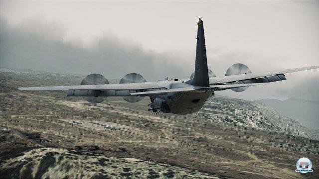 Screenshot - Ace Combat: Assault Horizon (360) 2262122