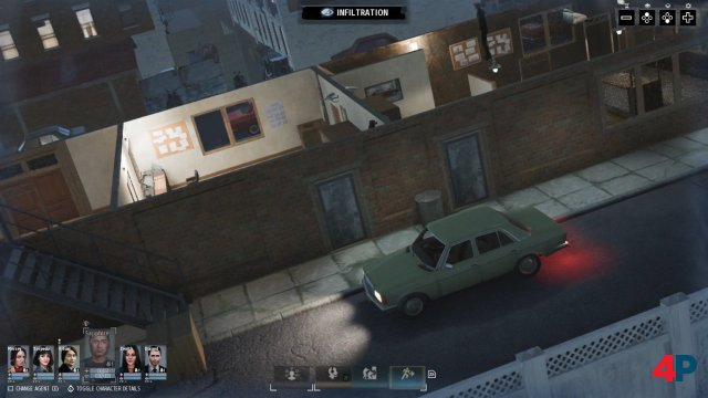 Screenshot - Phantom Doctrine (Switch)