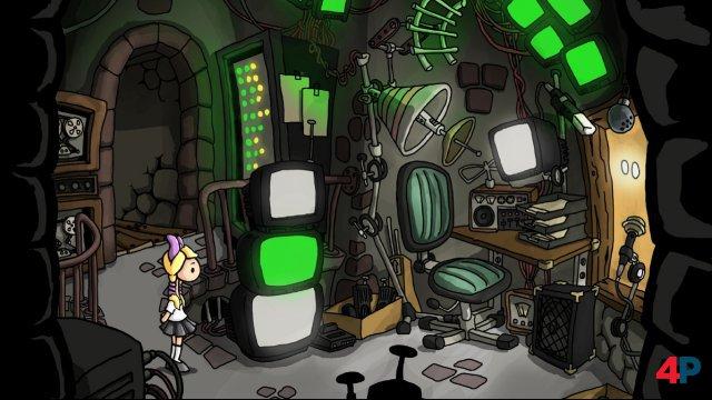 Screenshot - Harveys Neue Augen (PS4)