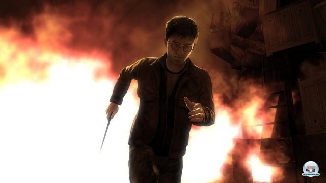 Screenshot - Harry Potter und die Heiligtümer des Todes - Teil 2 (360) 2240418