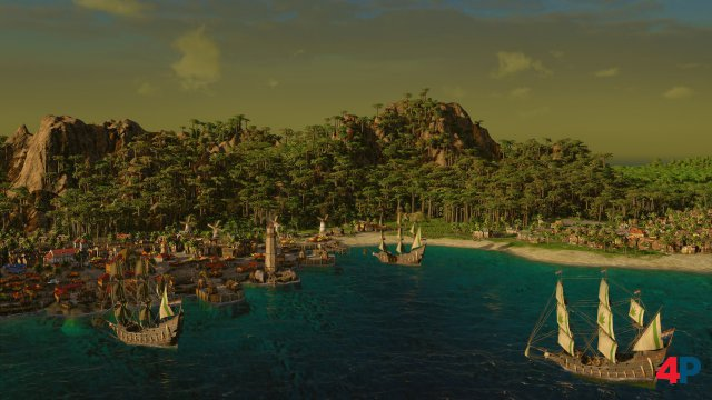 Screenshot - Port Royale 4 (PC) 92611807