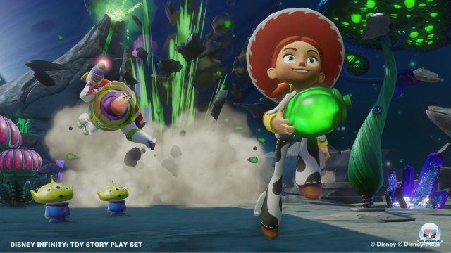 Screenshot - Disney Infinity (360) 92470847