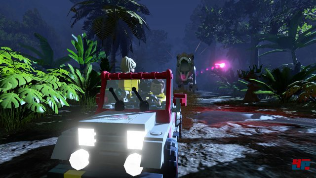 Screenshot - LEGO Jurassic World (PC) 92506448