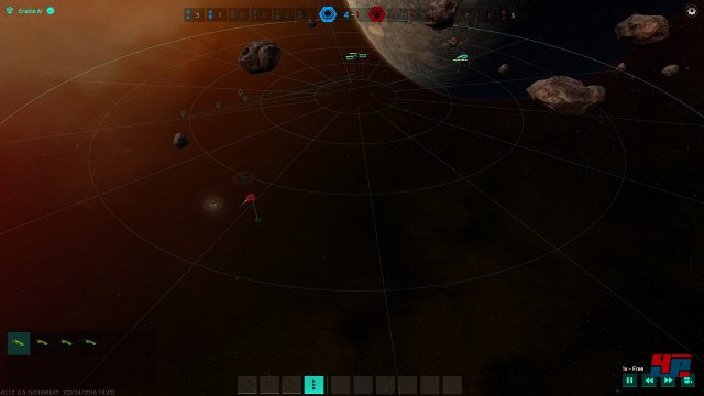 Screenshot - Master of Orion (PC) 92520990
