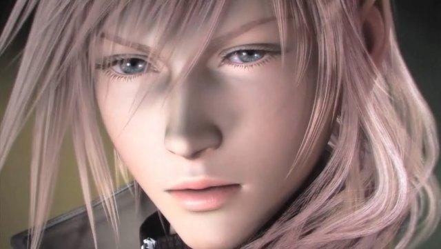 <b>Final Fantasy XIII</b><br><br>Den »Herzog« lassen wir ausnahmsweise mal außen vor, aber auch bei Square Enix liefen die Uhren zuletzt langsamer als im Rest der Welt: Crisis Core ließ ebenso auf sich warten wie Final Fantasy XII, ein Trailer für dessen Nachfolger sollte uns schließlich auf die PlayStation 3 heiß machen. Die ist aber inzwischen seit fast zwei Jahren draußen - von Final Fantasy XIII hat man seitdem nichts mehr gehört. Wir haben ja viel Fantasie, aber kann die Umstellung des ehemaligen PS2-Projekts denn wirklich so lange dauern? Wir klatschen mal mit den rechten Handrücken in die linken Handballen und fordern Details zum Kampfsystem, Einzelheiten zur Story und Infos zur Technik! 1814538