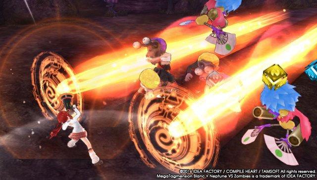 Screenshot - MegaTagmension Blanc   Neptune VS Zombies (PS_Vita) 92525093