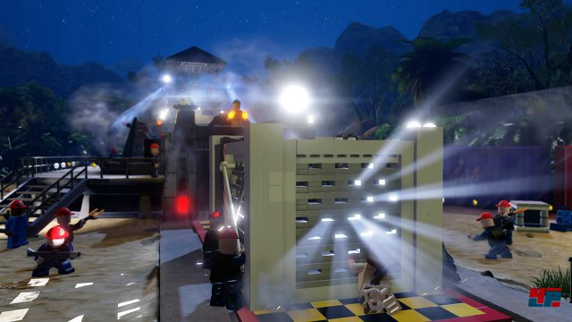 Screenshot - LEGO Jurassic World (PC) 92506446